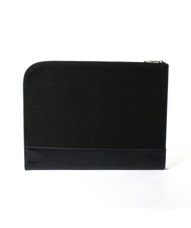 Clutch Bag 001313844: Black