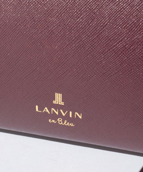LANVIN en Bleu(BAG)(ランバンオンブルー(バッグ))/リュクサンブール ショルダーバッグ/480004_img09