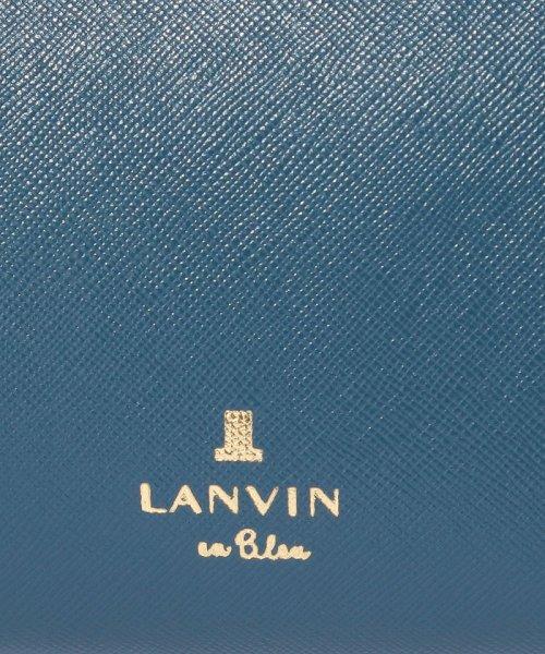 LANVIN en Bleu(BAG)(ランバンオンブルー(バッグ))/リュクサンブール ショルダーバッグ/480004_img04