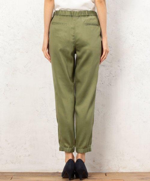 green label relaxing(グリーンレーベルリラクシング)/◆CF LYチノ ドロストパンツ2/36146991275_img12