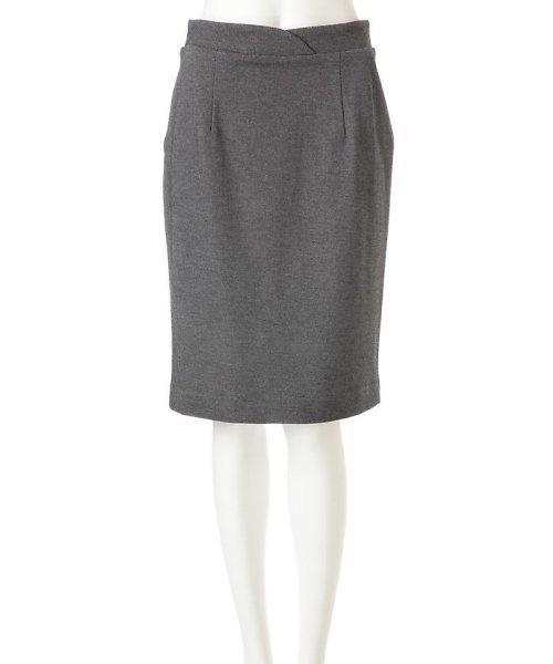 PROPORTION BODY DRESSING(プロポーション ボディドレッシング)/カルゼポンチII スカート/1216220900_img03