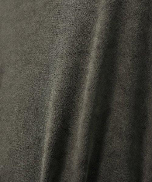 Spick & Span(スピック&スパン)/トリアセベロア V プルオーバー/16070200805030_img14