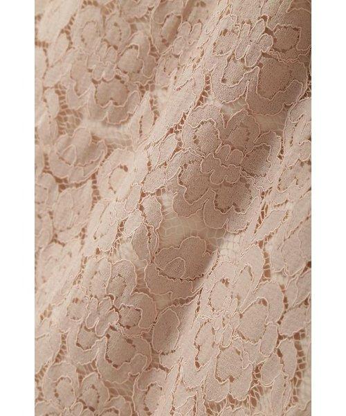 PROPORTION BODY DRESSING(プロポーション ボディドレッシング)/【AneCan 12月号掲載】ウィンターレースタイトスカート/1216220009_img04
