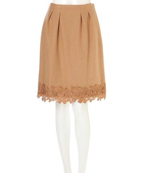 PROPORTION BODY DRESSING(プロポーション ボディドレッシング)/Fluffy embroideryスカート/1216220914_img03