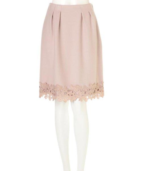 PROPORTION BODY DRESSING(プロポーション ボディドレッシング)/Fluffy embroideryスカート/1216220914_img05