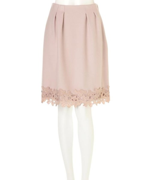PROPORTION BODY DRESSING(プロポーション ボディドレッシング)/Fluffy embroideryスカート/1216220914_img06