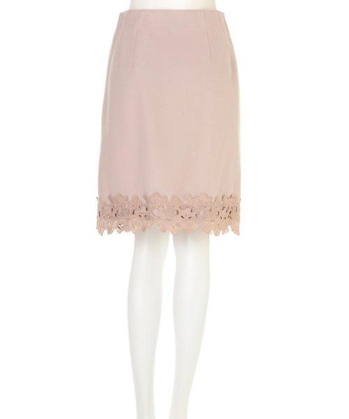 PROPORTION BODY DRESSING(プロポーション ボディドレッシング)/Fluffy embroideryスカート/1216220914_img07
