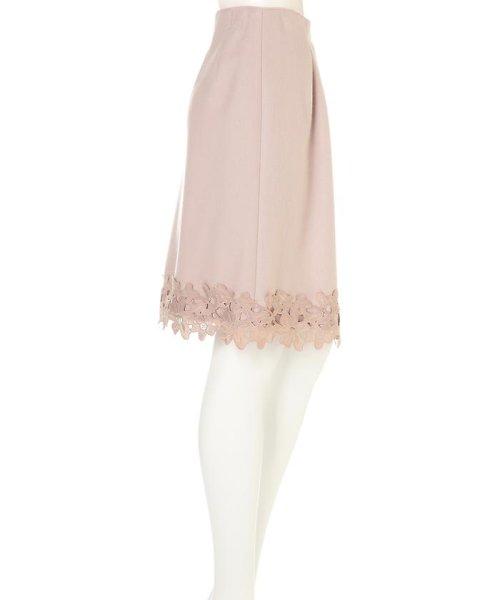 PROPORTION BODY DRESSING(プロポーション ボディドレッシング)/Fluffy embroideryスカート/1216220914_img08