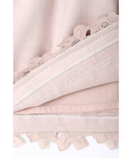 PROPORTION BODY DRESSING(プロポーション ボディドレッシング)/Fluffy embroideryスカート/1216220914_img11