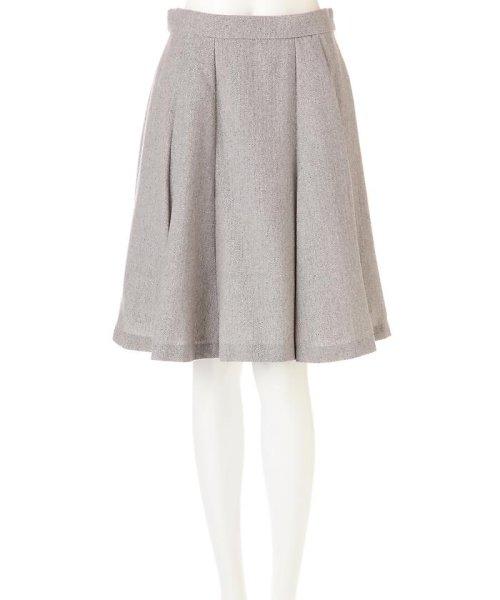 PROPORTION BODY DRESSING(プロポーション ボディドレッシング)/ドビーツィードスカート/1216220002_img01