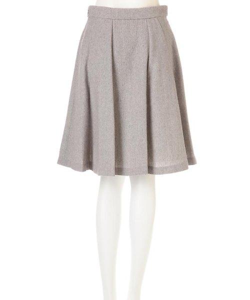 PROPORTION BODY DRESSING(プロポーション ボディドレッシング)/ドビーツィードスカート/1216220002_img02