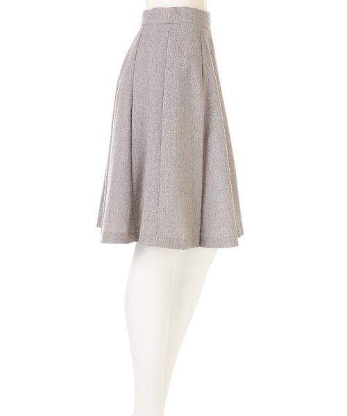 PROPORTION BODY DRESSING(プロポーション ボディドレッシング)/ドビーツィードスカート/1216220002_img03