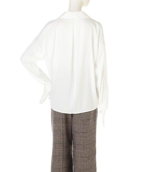 PROPORTION BODY DRESSING(プロポーション ボディドレッシング)/ジョーゼットブラウス/1217110001_img04
