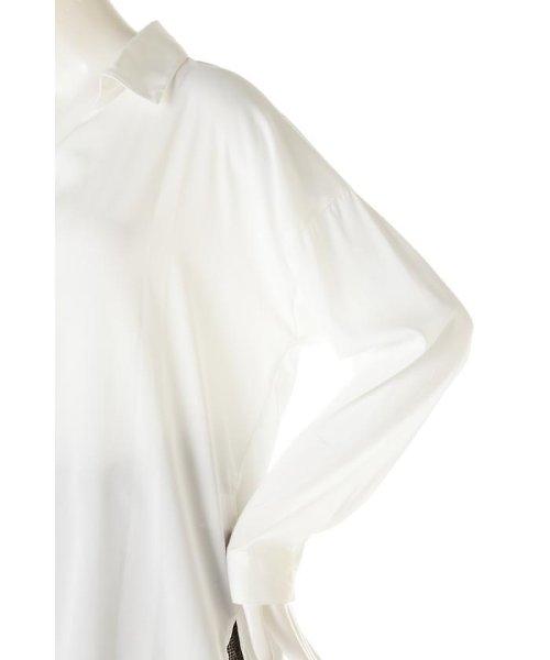 PROPORTION BODY DRESSING(プロポーション ボディドレッシング)/ジョーゼットブラウス/1217110001_img07