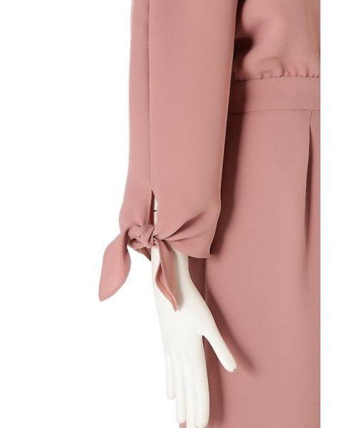 PROPORTION BODY DRESSING(プロポーション ボディドレッシング)/リボンオフショルワンピース/1216240102_img07