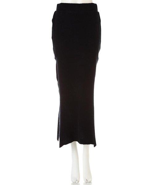 PROPORTION BODY DRESSING(プロポーション ボディドレッシング)/《BLANCHIC》ラーベン柄編みニットスカート/1216229020_img03