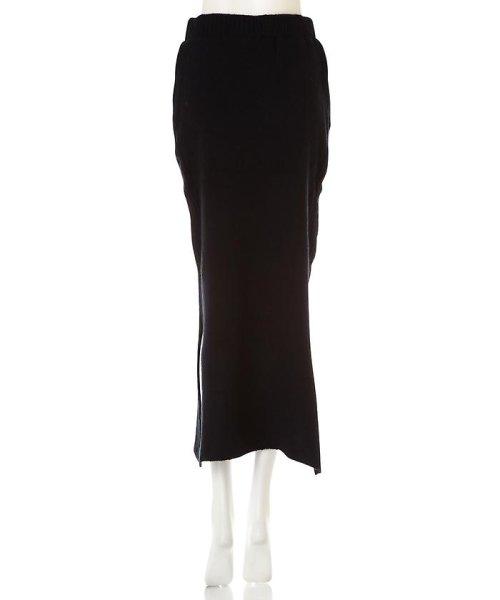 PROPORTION BODY DRESSING(プロポーション ボディドレッシング)/《BLANCHIC》ラーベン柄編みニットスカート/1216229020_img04