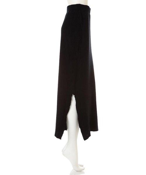 PROPORTION BODY DRESSING(プロポーション ボディドレッシング)/《BLANCHIC》ラーベン柄編みニットスカート/1216229020_img05