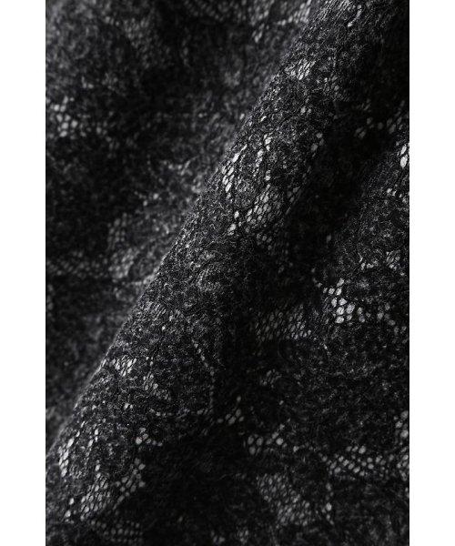 PROPORTION BODY DRESSING(プロポーション ボディドレッシング)/レースボンディングフレアスカート/1217120004_img10