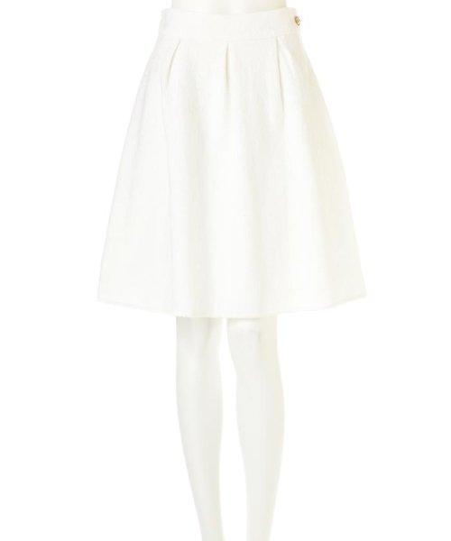 PROPORTION BODY DRESSING(プロポーション ボディドレッシング)/レースボンディングフレアスカート/1217120004_img12
