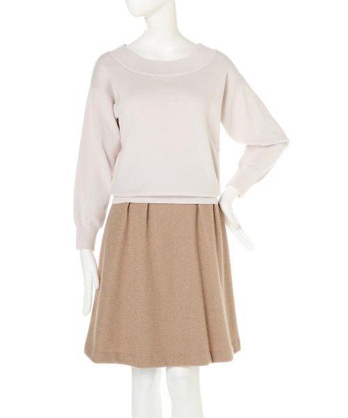 PROPORTION BODY DRESSING(プロポーション ボディドレッシング)/ドルマンニット/1217170100_img02