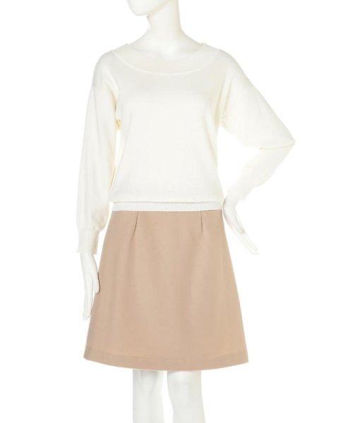 PROPORTION BODY DRESSING(プロポーション ボディドレッシング)/ドルマンニット/1217170100_img04