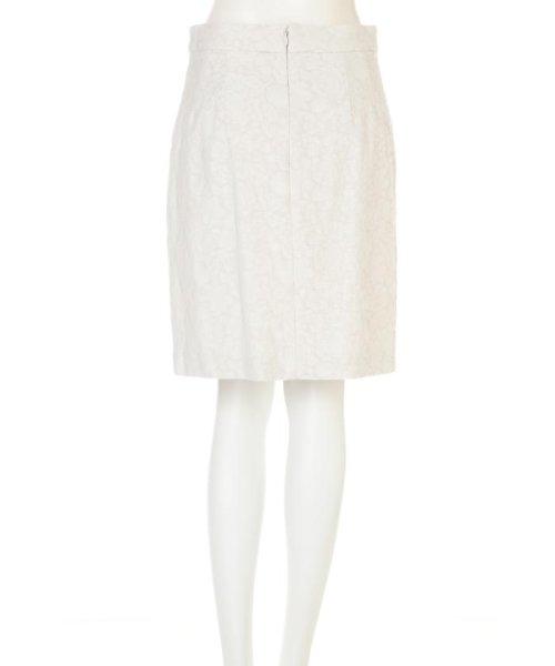 PROPORTION BODY DRESSING(プロポーション ボディドレッシング)/フラワーフルーツジャガードコクーンスカート/1217120202_img03