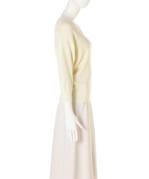 PROPORTION BODY DRESSING(プロポーション ボディドレッシング)/ドルマンVニット8分袖/1217170210_img03