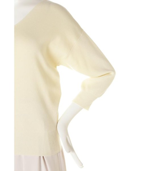 PROPORTION BODY DRESSING(プロポーション ボディドレッシング)/ドルマンVニット8分袖/1217170210_img05