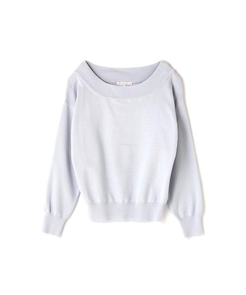 PROPORTION BODY DRESSING(プロポーション ボディドレッシング)/ドルマンニット/1217170100_img09
