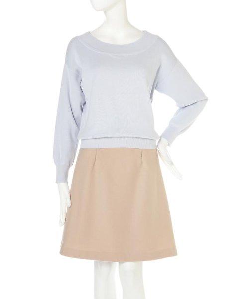 PROPORTION BODY DRESSING(プロポーション ボディドレッシング)/ドルマンニット/1217170100_img10