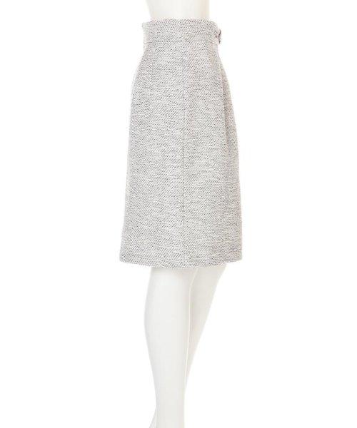 PROPORTION BODY DRESSING(プロポーション ボディドレッシング)/ラメツィードスカート/1217120102_img02
