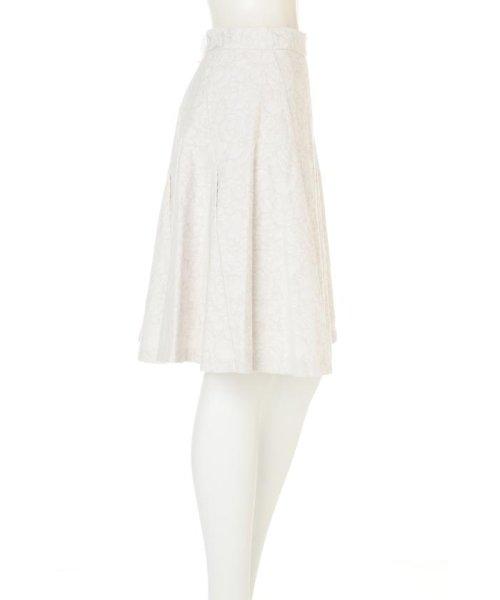 PROPORTION BODY DRESSING(プロポーション ボディドレッシング)/フラワーフルーツジャガードエスカルゴスカート/1217120201_img03