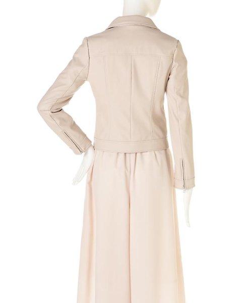 PROPORTION BODY DRESSING(プロポーション ボディドレッシング)/《EDIT COLOGNE》レザーライダース/1217157201_img04
