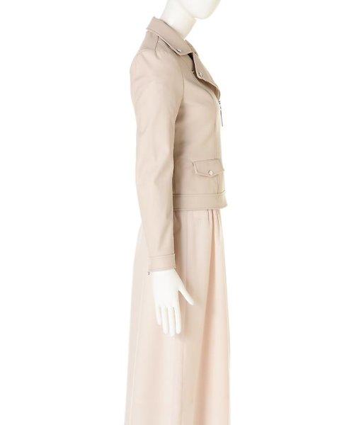 PROPORTION BODY DRESSING(プロポーション ボディドレッシング)/《EDIT COLOGNE》レザーライダース/1217157201_img05