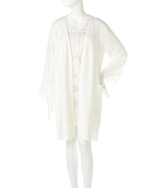 PROPORTION BODY DRESSING(プロポーション ボディドレッシング)/サイドレースコーディガン/1217174200_img03