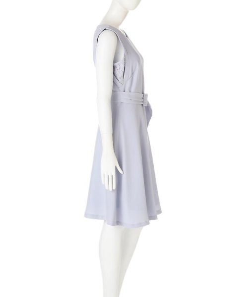 PROPORTION BODY DRESSING(プロポーション ボディドレッシング)/《Lou Lou Fee》リボンフレアーワンピース/1217140700_img05