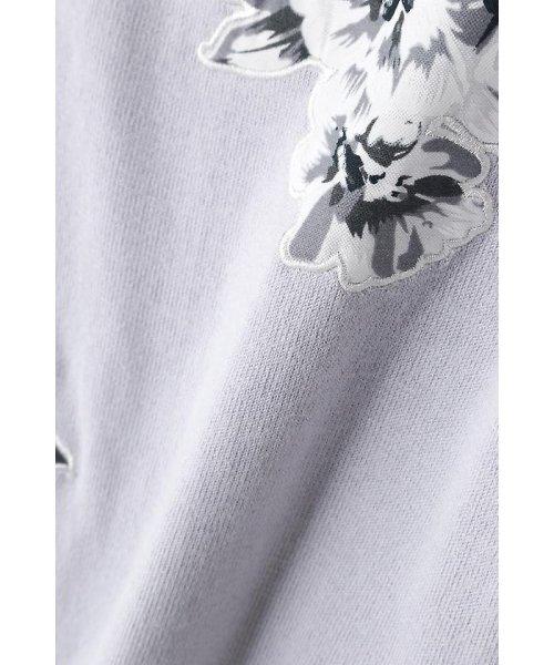 PROPORTION BODY DRESSING(プロポーション ボディドレッシング)/《EDIT COLOGNE》フラワーモチーフニット/1217175100_img12