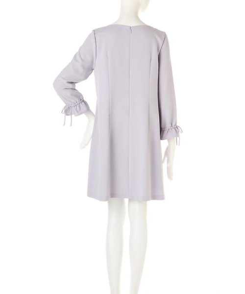 PROPORTION BODY DRESSING(プロポーション ボディドレッシング)/《EDIT COLOGNE》ショルダーエンブロイダリーワンピース/1217147100_img04