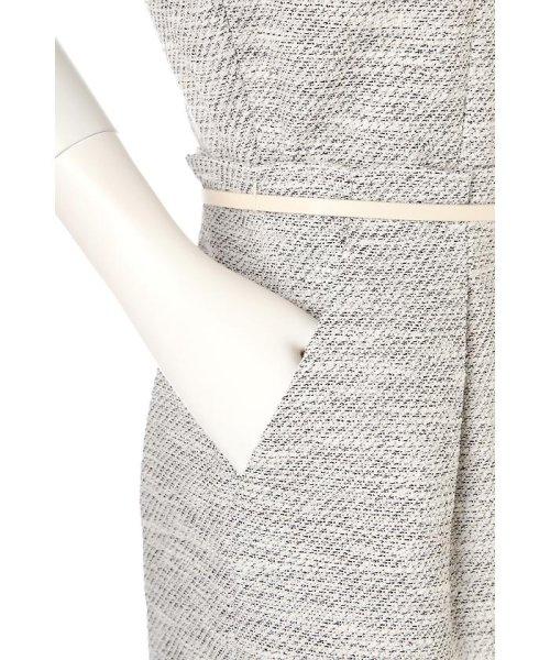 PROPORTION BODY DRESSING(プロポーション ボディドレッシング)/ラメツィードワンピース/1217140102_img07