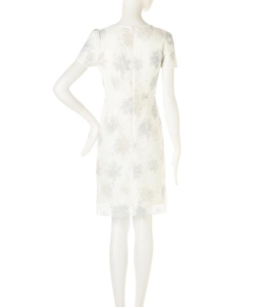 PROPORTION BODY DRESSING(プロポーション ボディドレッシング)/ぼかしフラワーレースワンピース/1217140105_img06