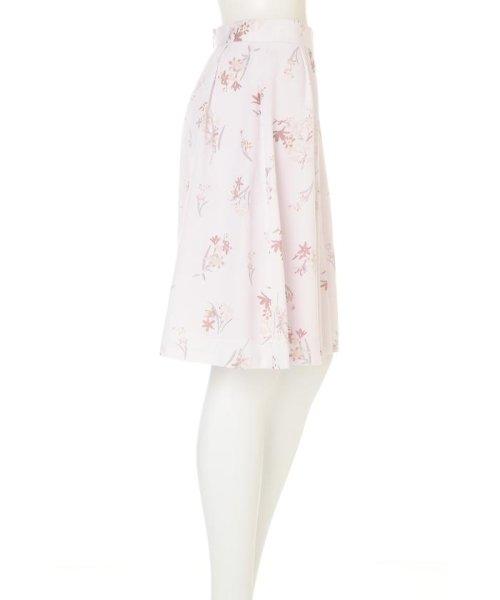 PROPORTION BODY DRESSING(プロポーション ボディドレッシング)/フローリッシュボタニカルプリントスカート/1217120009_img07