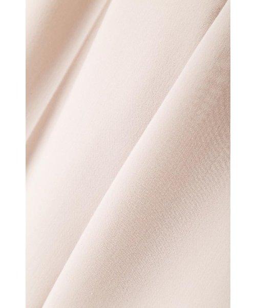 PROPORTION BODY DRESSING(プロポーション ボディドレッシング)/リボンセンタープレスパンツ/1217130102_img04