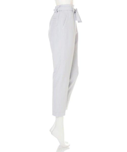 PROPORTION BODY DRESSING(プロポーション ボディドレッシング)/リボンセンタープレスパンツ/1217130102_img07