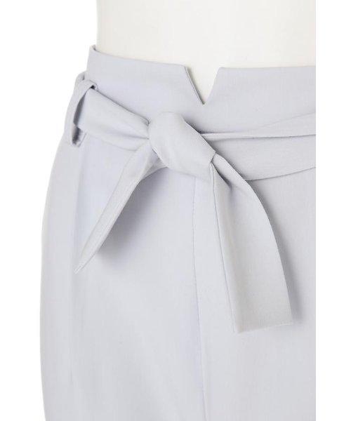 PROPORTION BODY DRESSING(プロポーション ボディドレッシング)/リボンセンタープレスパンツ/1217130102_img08