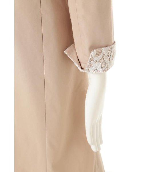 PROPORTION BODY DRESSING(プロポーション ボディドレッシング)/ノーカラートレンチコート/1217152101_img09