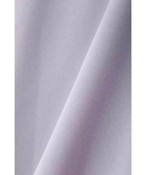 PROPORTION BODY DRESSING(プロポーション ボディドレッシング)/パウダリーダブルクロススカート/1217120103_img14