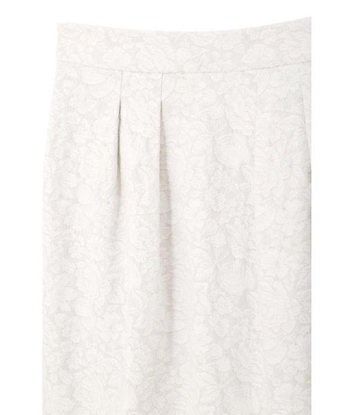 PROPORTION BODY DRESSING(プロポーション ボディドレッシング)/フラワーフルーツジャガードコクーンスカート/1217120202_img06