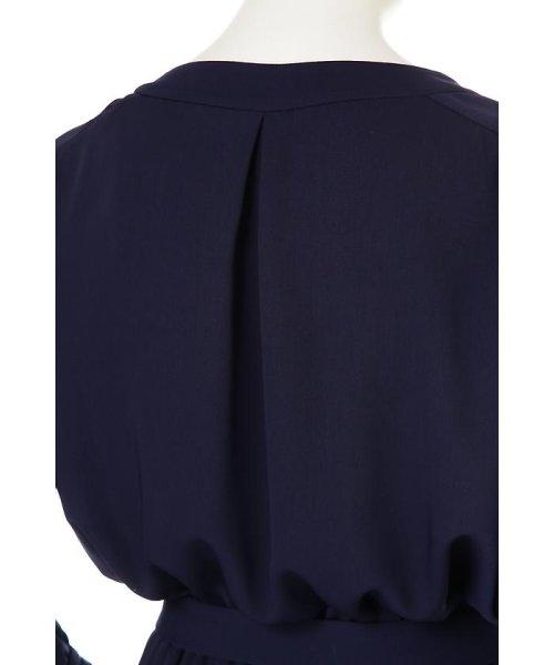 PROPORTION BODY DRESSING(プロポーション ボディドレッシング)/《BLANCHIC》 ノッチネックジョーゼットワンピース/1217149202_img10
