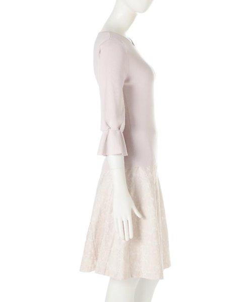 PROPORTION BODY DRESSING(プロポーション ボディドレッシング)/プリーツパフニット/1217170200_img07